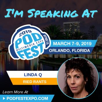 PME Speaker - LINDA Q